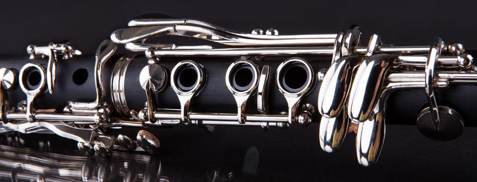 Just Clarinet Slider