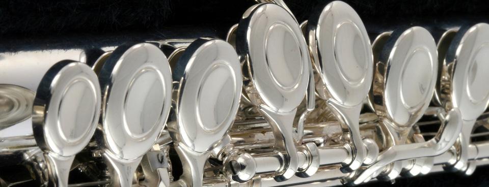 Flute Keys Slider