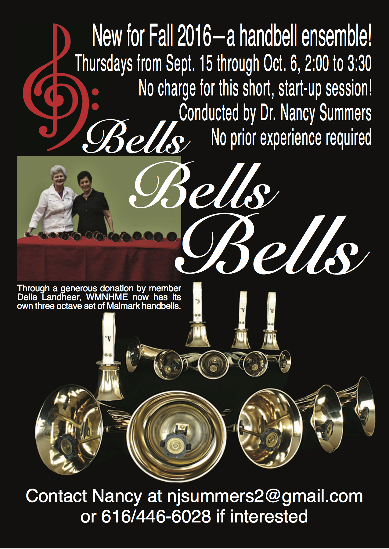 Bell Announcement